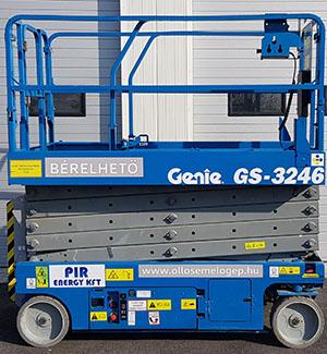Egy jól bevált modell – GENIE GS 3246